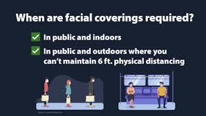 Masks mandatory, but don't expect a ticket | Coronavirus ...